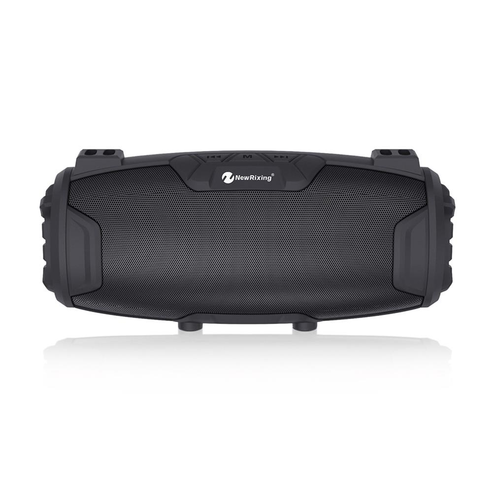 computer-speakers NewRixing NR-3026M with Extemal Microphone Wireless bluetooth Speaker Portable TWS Dual Machine in Parallel Mini Vard Subwoofer Rechargeable HOB1772925 1