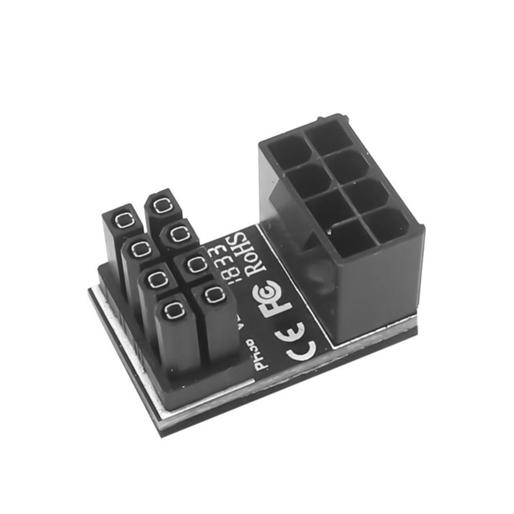 pc-gadgets JEYI Graphics Power Adapter ATX 6PIN 8PIN Power interface Turn 180 Degree Steering Adapter HOB1773044 1