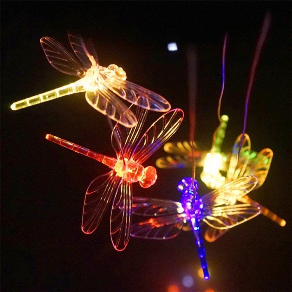other-learning-office-supplies Solar Powered Wind Chimes Light Lamp Hanging LED Dragonfly Garden Yard Color Changing Lights for Home Garden Decoration HOB1773052 3 1