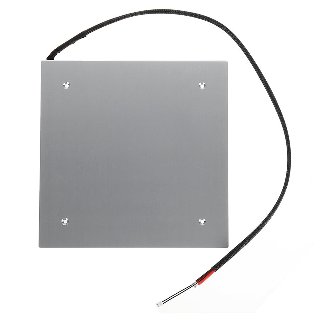 3d-printer-accessories Creality 3D Ender-3 V2 235*235*3mm Hotbed Aluminum Plate Kit Ehermal Conductivity/Pressure Resistance/thermal Resistance HOB1773210 1 1