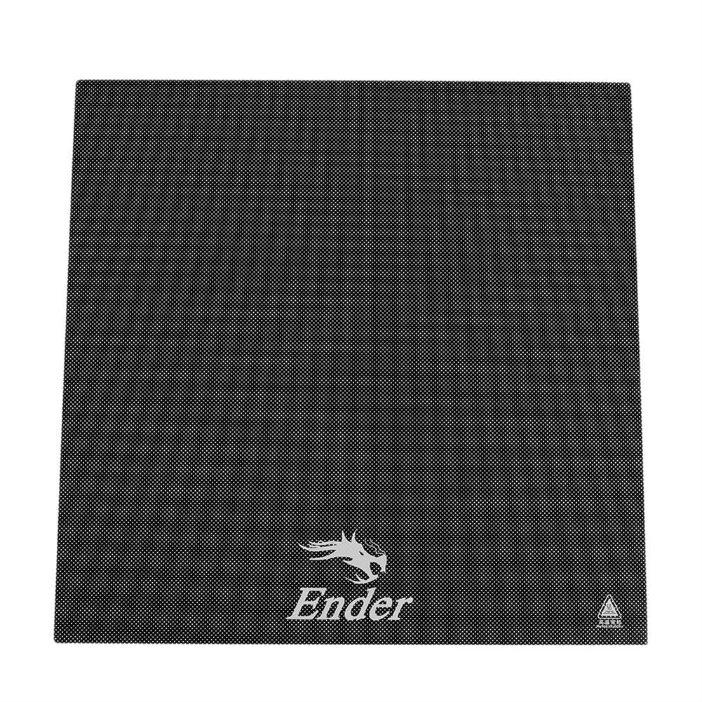 3d-printer-accessories Creality 3D Ender-3 V2 235*235*4mm Carborundum Glass Platform for 3D Printer Part HOB1773333 1