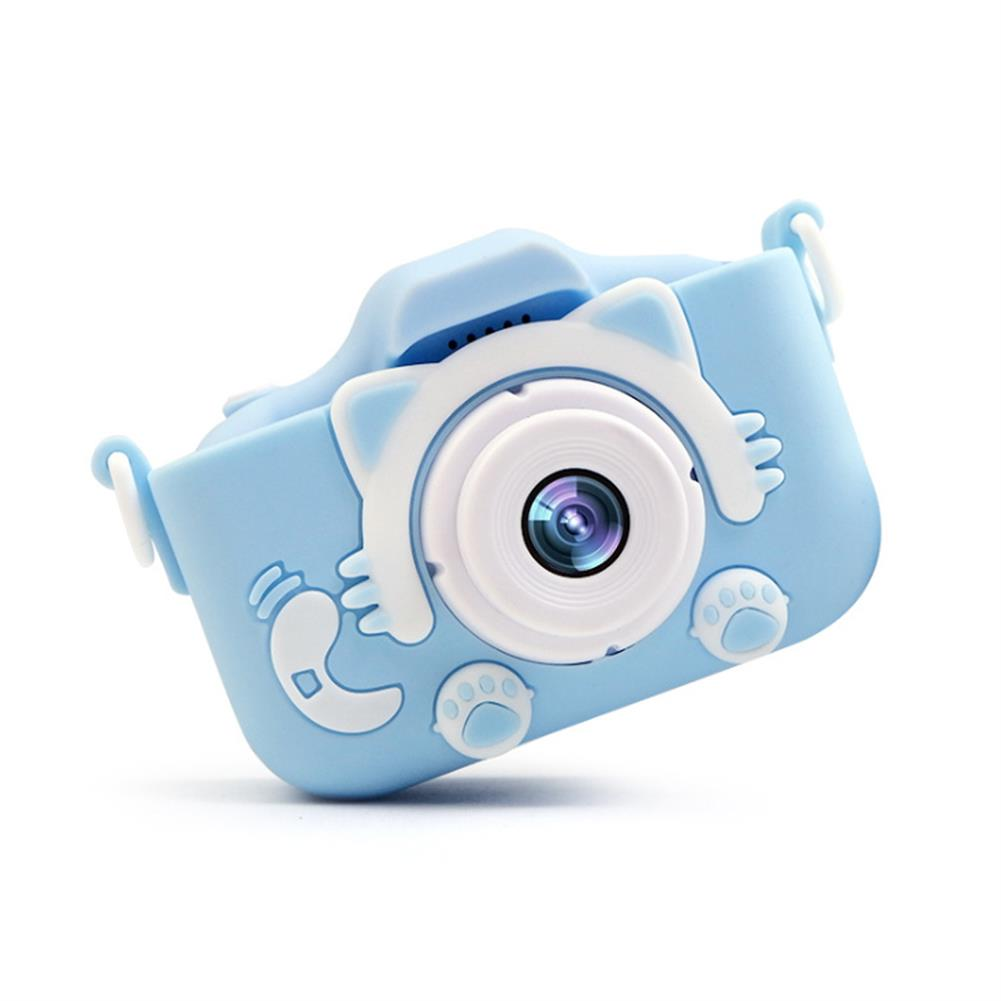 other-learning-office-supplies Mini Kids Digital Camera USB Charging 20 inches 20MP Pixel Small DSLR Motion Camera Toy for Children's Birthday Gifts HOB1773919 1