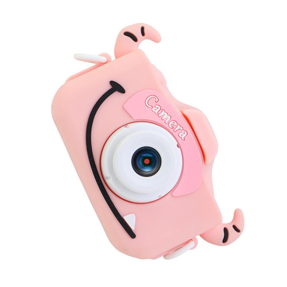 other-learning-office-supplies Mini Kids Digital Camera USB Charging 20 inches 20MP Pixel Small DSLR Motion Camera Toy for Children's Birthday Gifts HOB1773919 2 1