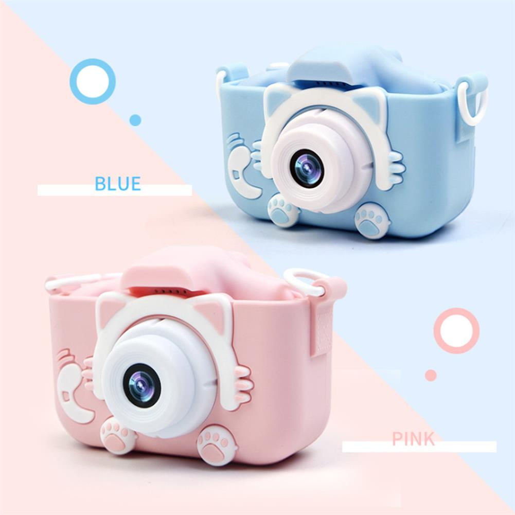 other-learning-office-supplies Mini Kids Digital Camera USB Charging 20 inches 20MP Pixel Small DSLR Motion Camera Toy for Children's Birthday Gifts HOB1773919 3 1