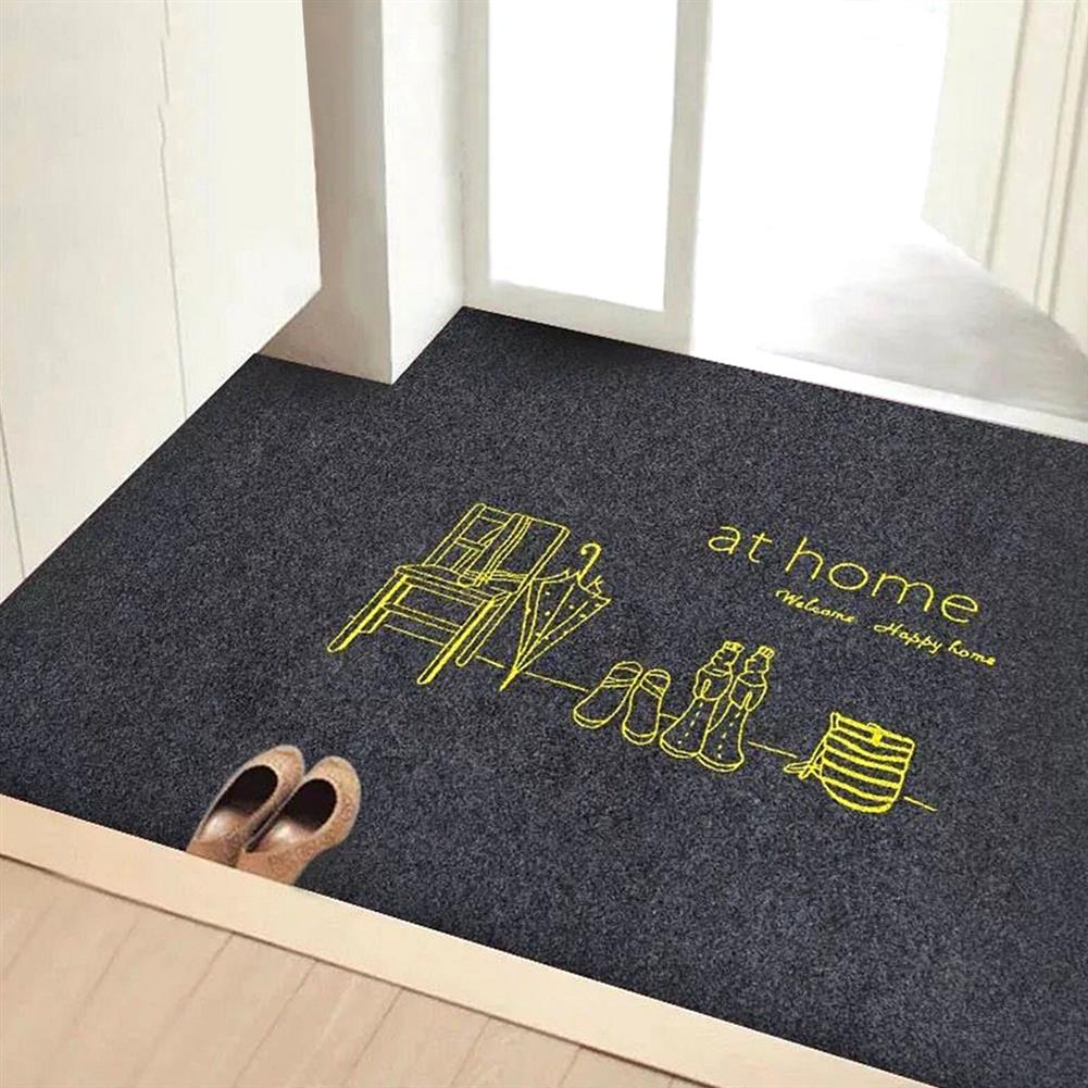 other-learning-office-supplies Polyester Floor Mat TPR Base Good Water Absorption Anti-Slid Mat Kitchen Bathroom Living Room Carpet for Home Decoration HOB1774130 1 1