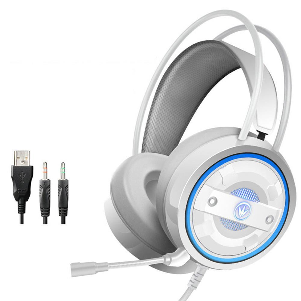 headphones Heir Audio G60 Gaming Headset 50mm Unit 4D Surround Sound Ergonomic Design 360 Omnidirectional Noise Reduction Microphone HOB1774814 1