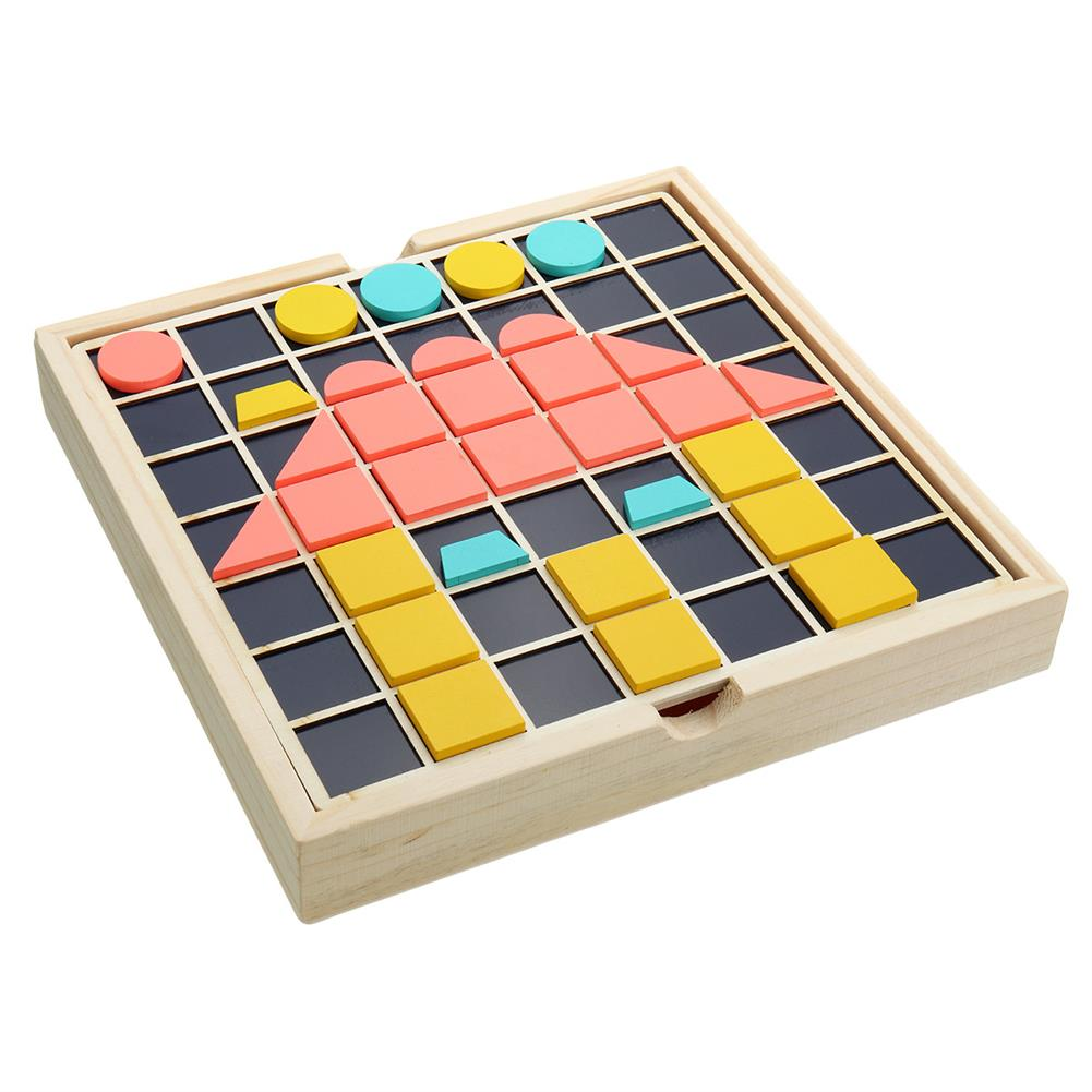 other-learning-office-supplies Children Wooden Materials Learning Toy To Count Numbers Matching Digital Shape Match Early Education Teaching Math Toys for Kids HOB1775516 1 1