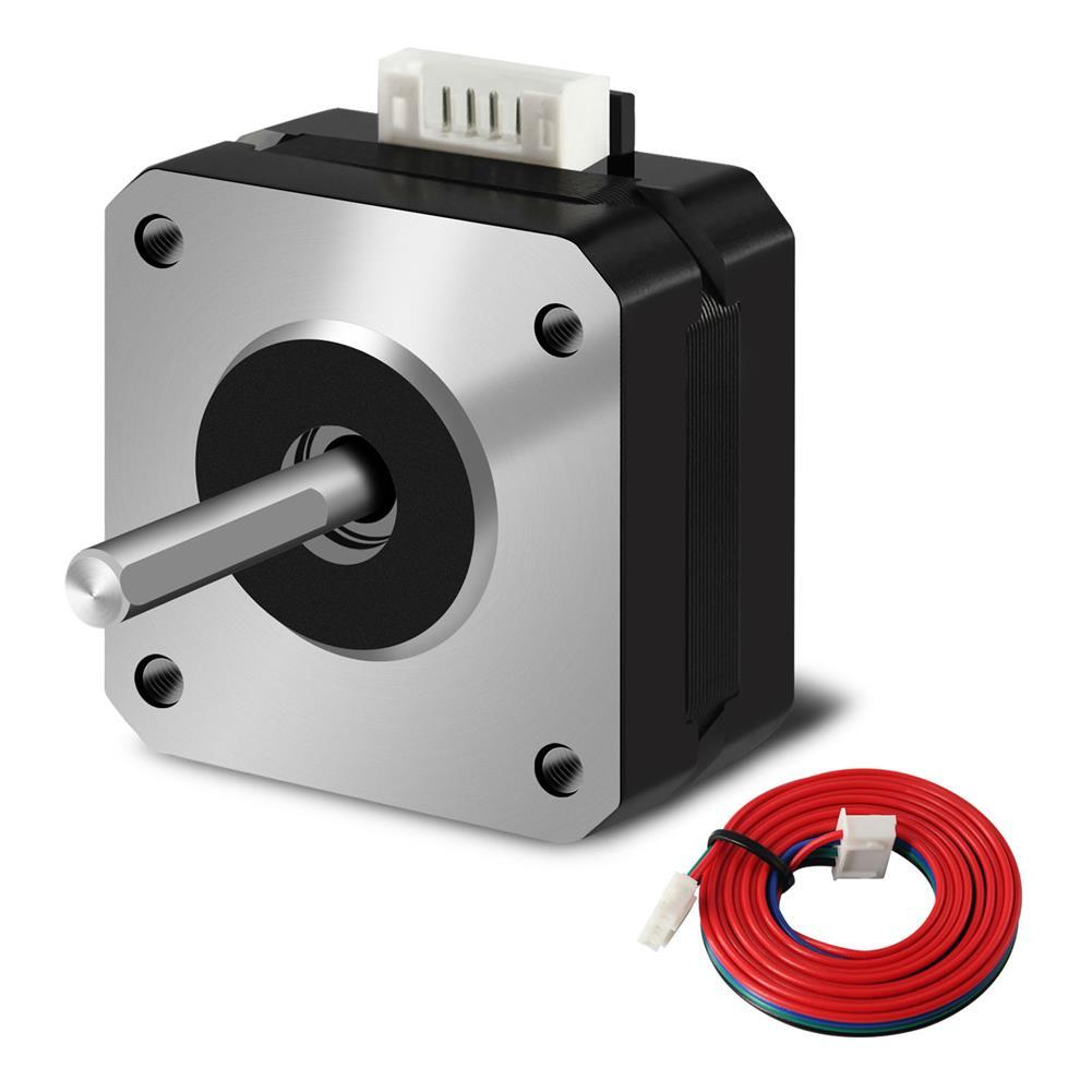 3d-printer-accessories SIMAX3D Phase 42-23 RepRap 42mm Stepper Motor for Ender-3 3D Printer HOB1777182 1 1