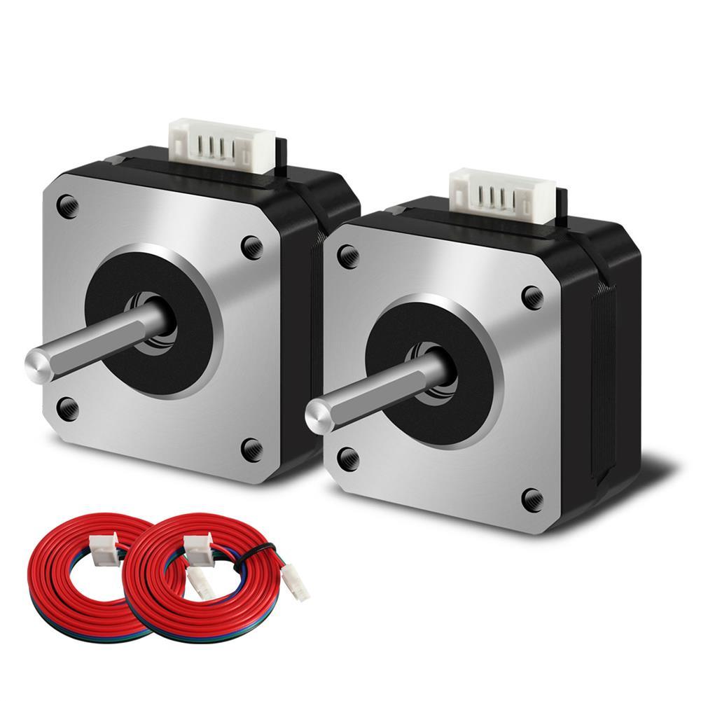 3d-printer-accessories SIMAX3D Phase 42-23 RepRap 42mm Stepper Motor for Ender-3 3D Printer HOB1777182 3 1