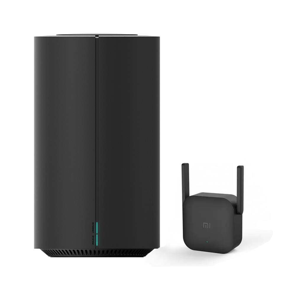 routers Xiaomi AC2100 Wireless WiFi Router + Xiaomi WiFi Extender Pro Networking Set Built-in Netease UU Accelerator Router WiFi Repeater Expand WiFi Signal HOB1777289 1