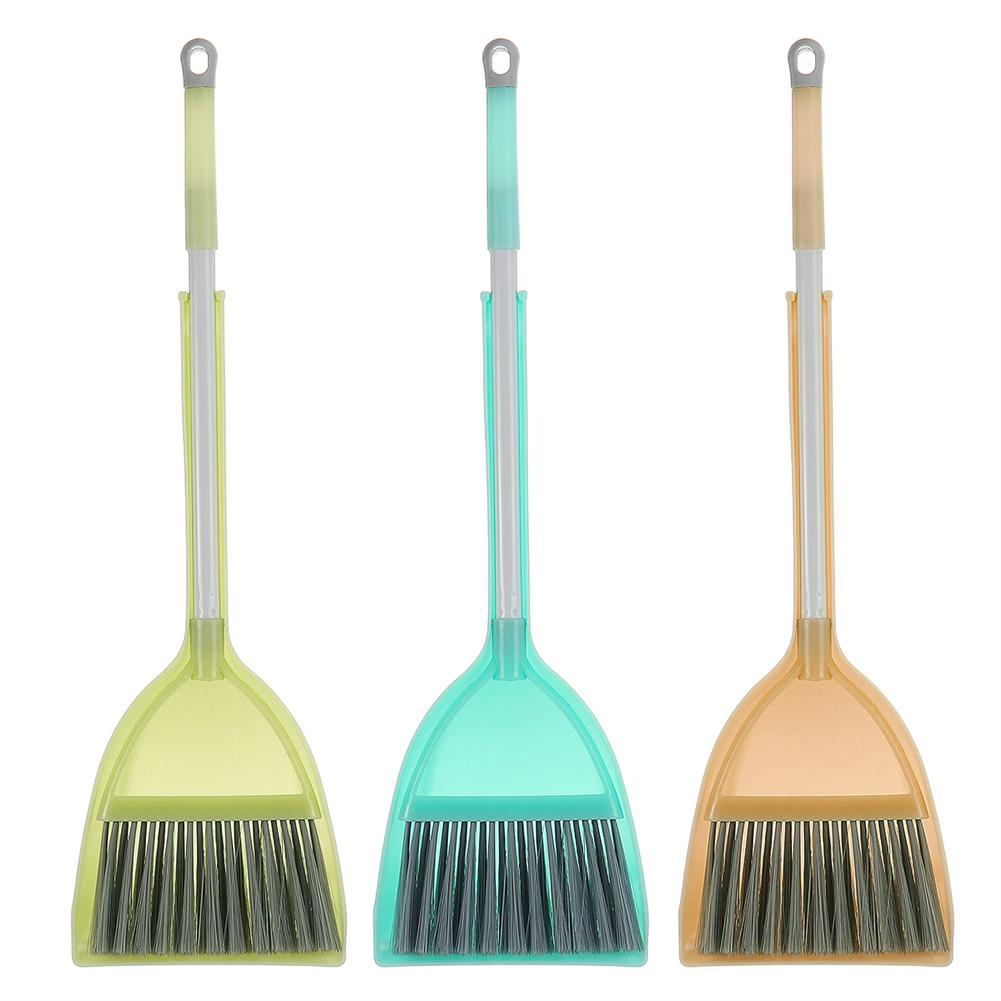 other-learning-office-supplies Kids Home Cleaning Tools Set Stretchable Floor Cleaning Mop Broom Dustpan House Playing Toys for Children Gift HOB1777344 1 1