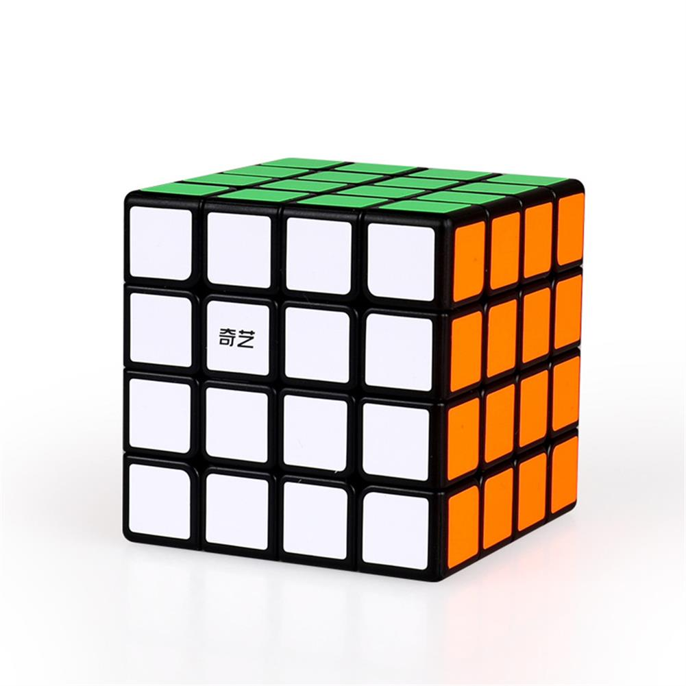 other-learning-office-supplies Qiyi 4*4*4 Magic Cube Touch Professional Beginner Speed Game Magic Cube Early Educational Puzzle Toy for Children Adult HOB1777410 1 1