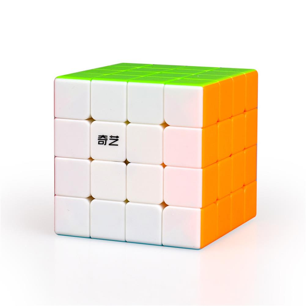 other-learning-office-supplies Qiyi 4*4*4 Magic Cube Touch Professional Beginner Speed Game Magic Cube Early Educational Puzzle Toy for Children Adult HOB1777410 2 1