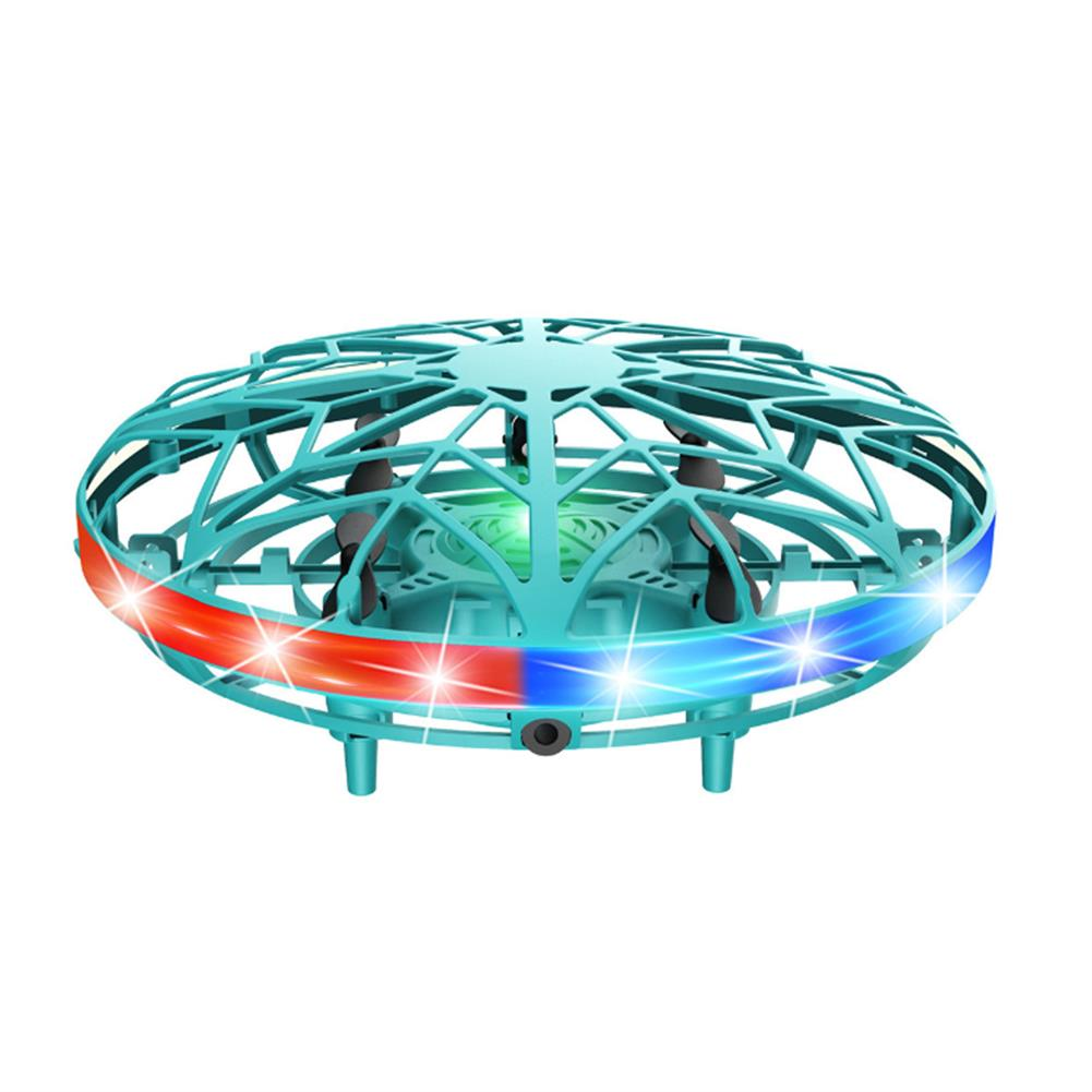 other-learning-office-supplies UFO Aircraft Toy 360Rotating inverted Stop Flight Auto Sensing Obstacles Safety Against infrared induction Control interesting Hand Controlled Aerocraft HOB1777861 1 1