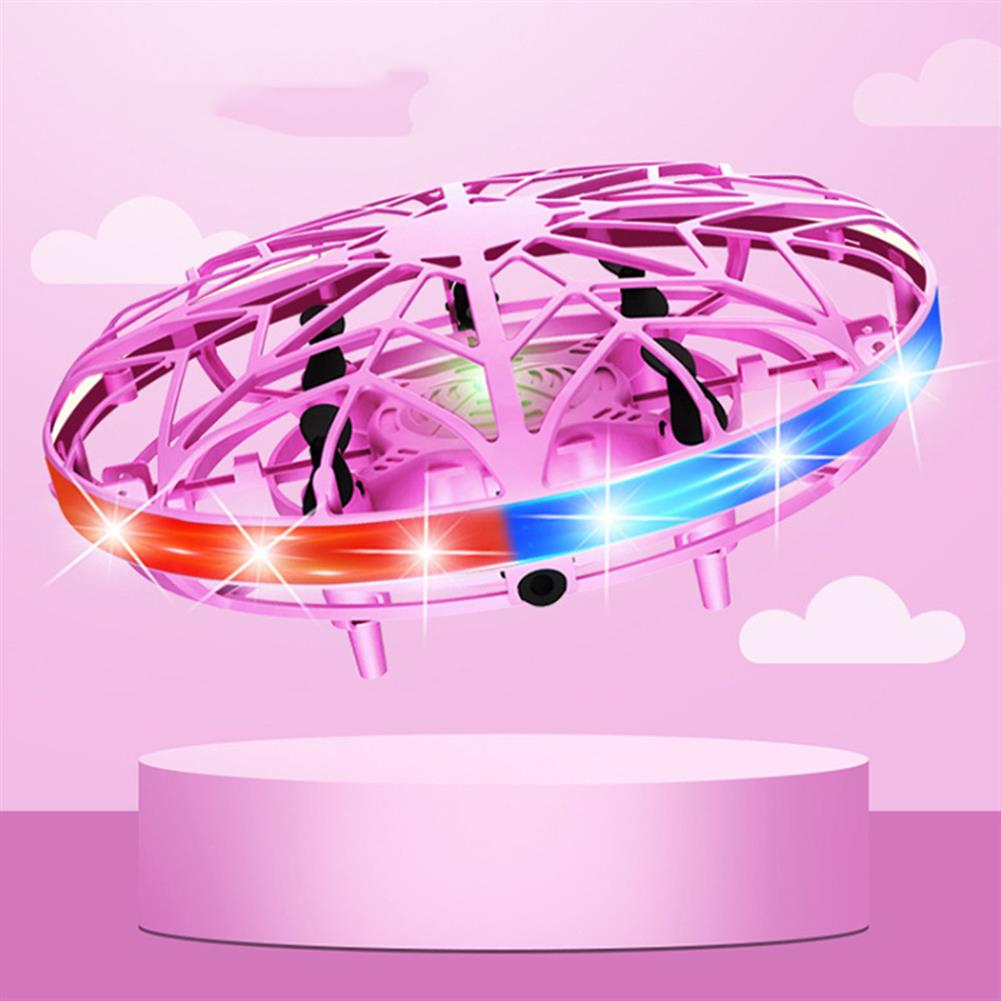other-learning-office-supplies UFO Aircraft Toy 360Rotating inverted Stop Flight Auto Sensing Obstacles Safety Against infrared induction Control interesting Hand Controlled Aerocraft HOB1777861 3 1