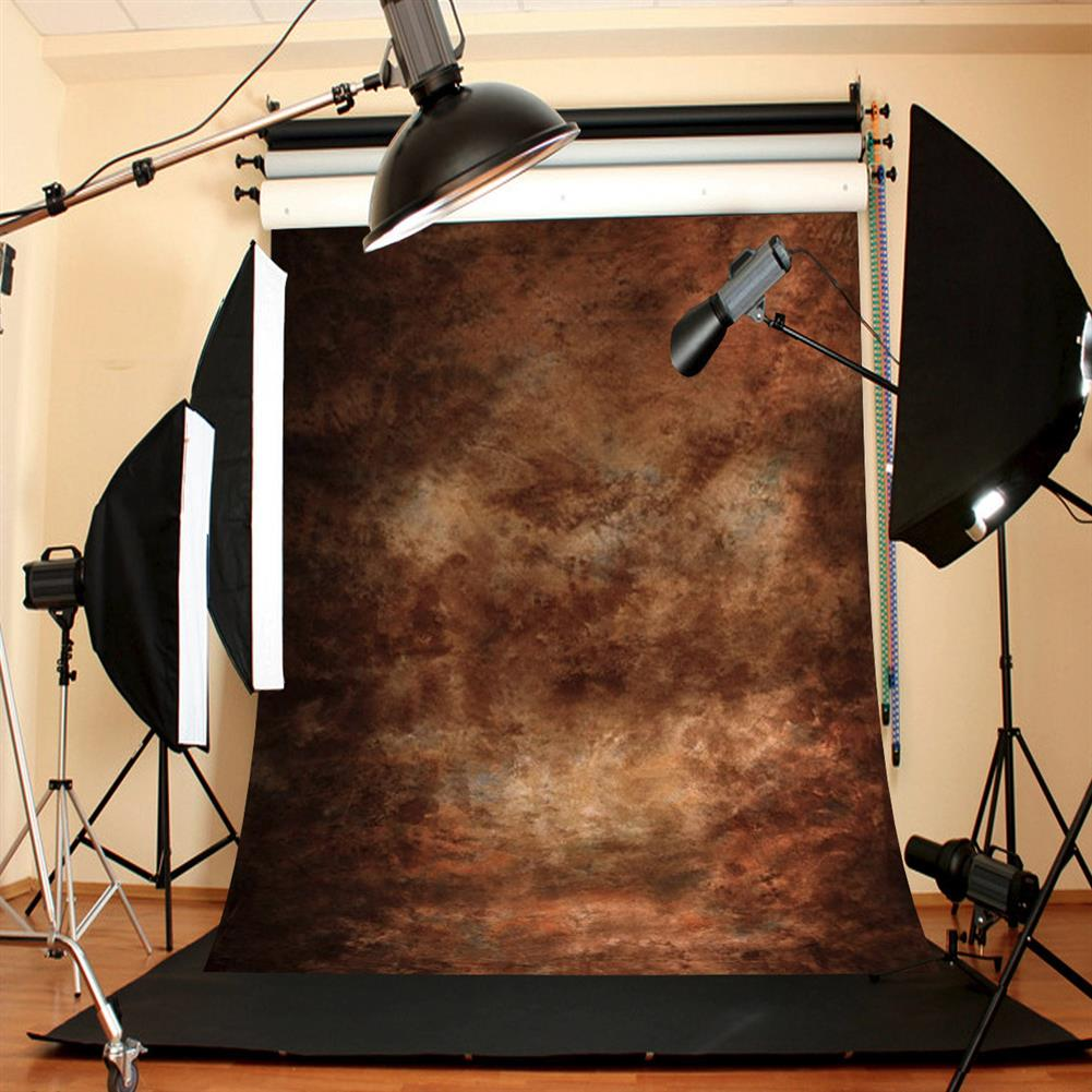 other-learning-office-supplies Abstract Brown Photography Backdrops Retro Tie Dye theme 90x150cm Cloth Prop Photo Background for Home office Studio HOB1777906 2 1