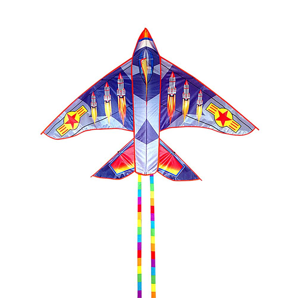 other-learning-office-supplies Airplane Shape Kites Kids Plane Kite 30M Single Line Kite Flying for Children Kids Outdoor Toys Beach Park Playing HOB1779431 1
