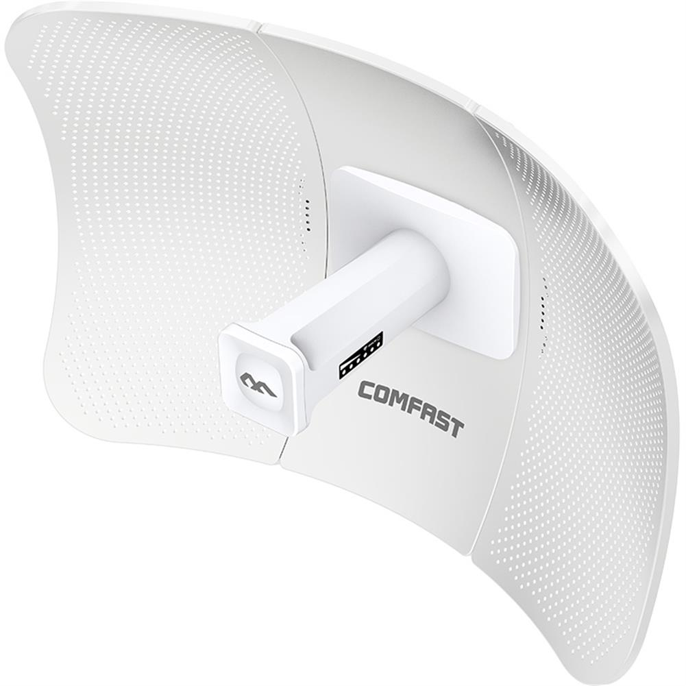 access-points Comfast 11km 300Mbps 5G Wirless AP Outdoor WiFi long distance CPE 24dBi Antenna WiFi Repeater Router Access Point Bridge Comfast CF-E317A HOB1779486 1 1