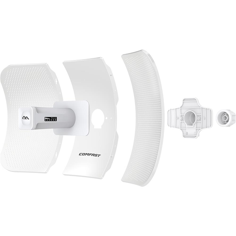access-points Comfast 11km 300Mbps 5G Wirless AP Outdoor WiFi long distance CPE 24dBi Antenna WiFi Repeater Router Access Point Bridge Comfast CF-E317A HOB1779486 2 1