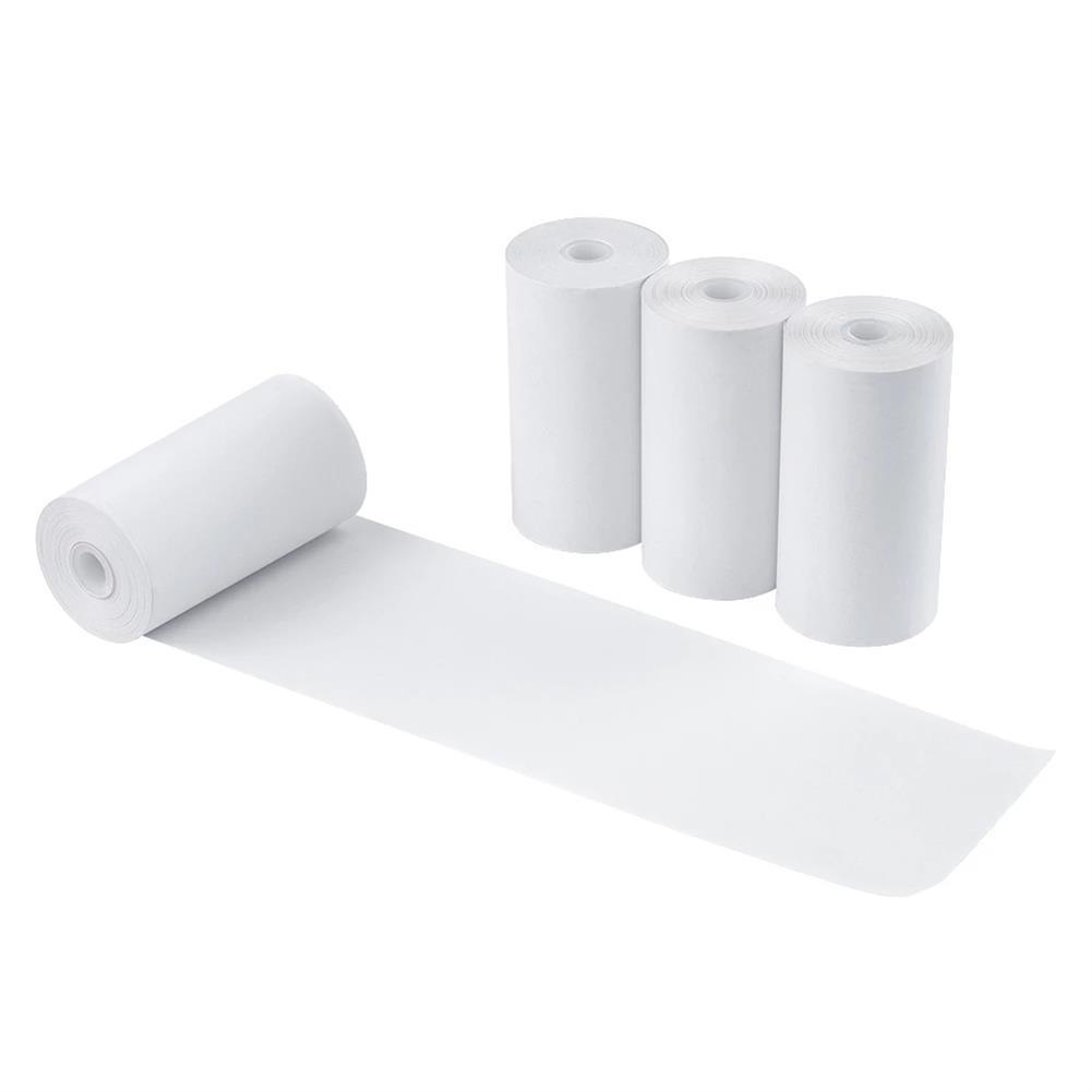 printers 4 roll Camera Printer Paper Free BPA Printing for Children 2.4inch Camera Printer Mini Photo Print for Boys Girls Toys HOB1782773 2 1