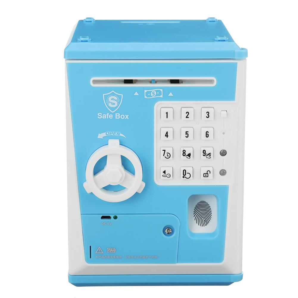 other-learning-office-supplies Electronic Piggy Bank ATM Password Money Box Fingerprint Coin Money Saving Box Deposit Banknote Children Birthday Gifts HOB1783984 1 1