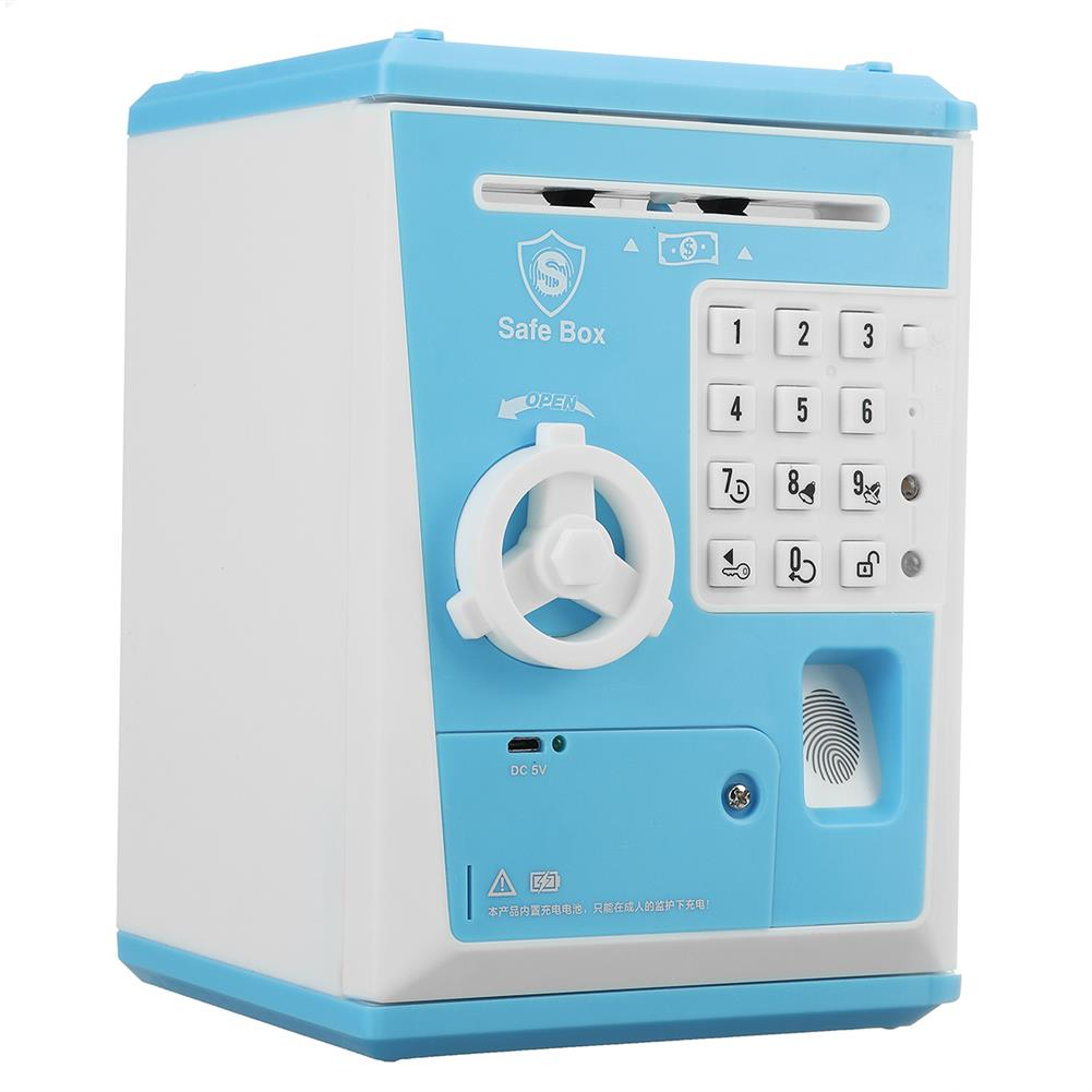 other-learning-office-supplies Electronic Piggy Bank ATM Password Money Box Fingerprint Coin Money Saving Box Deposit Banknote Children Birthday Gifts HOB1783984 2 1