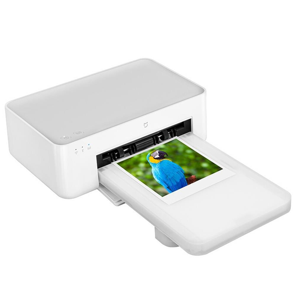 printers Original XIAOMI Photo Printers 1S Wireless High Definition Color Sublimation Portable Smart Printer APP Use Support 3/6 inch HOB1785599 1