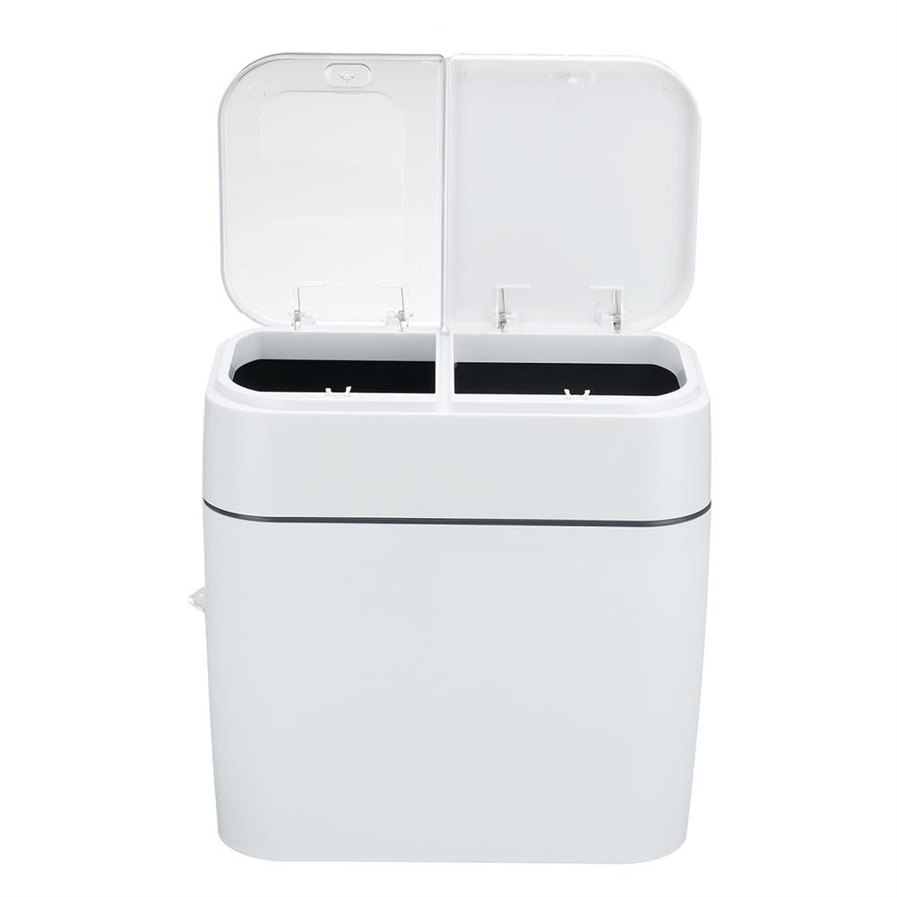 other-learning-office-supplies 12L Multi Functional Classification Trash Can Household Press Type Garbage Living Room Bathroom Kitchen Waste Dustbin HOB1786122 1 1