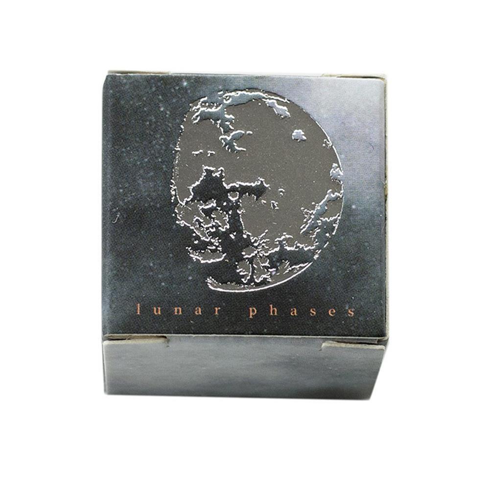 seal-ink-stamp Vintage Moon Series Wood Seal DIY Craft Wooden Rubber Stamps for Scrapbooking Stationery Scrapbooking Standard Stamp HOB1786135 1