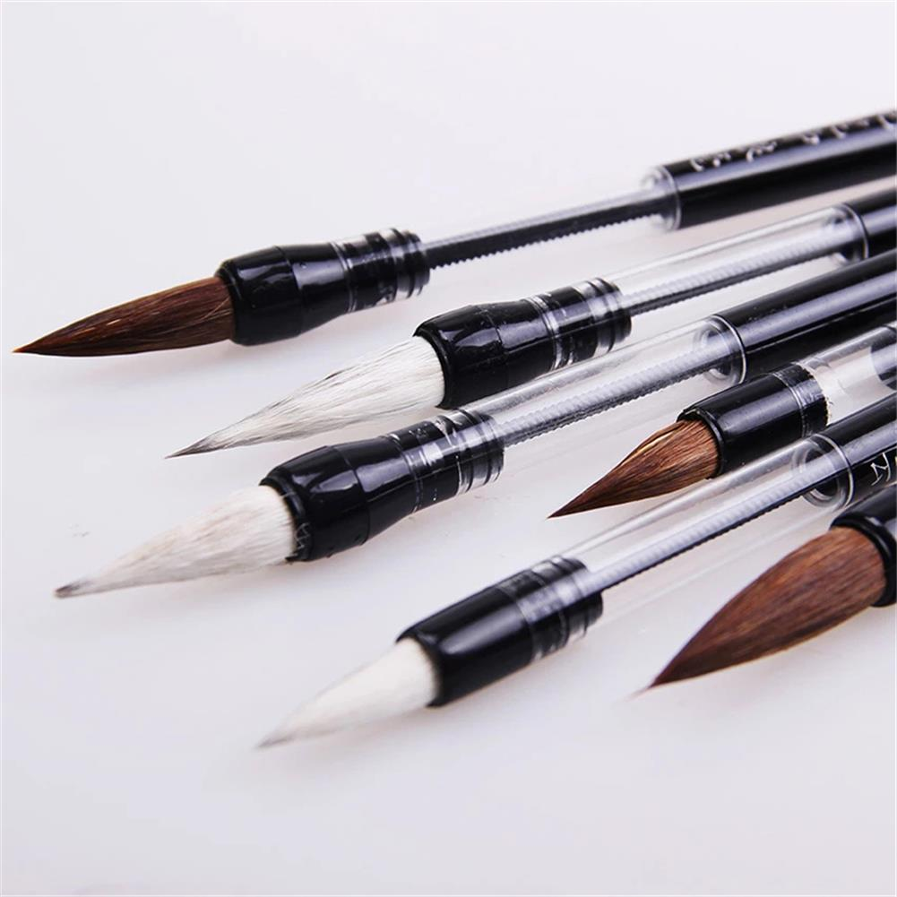brush Piston Water Brush Funtain Like Water ink Absorbing Pen Calligraphy Pen Paint Brush Drawing Art Supplies HOB1786214 1 1
