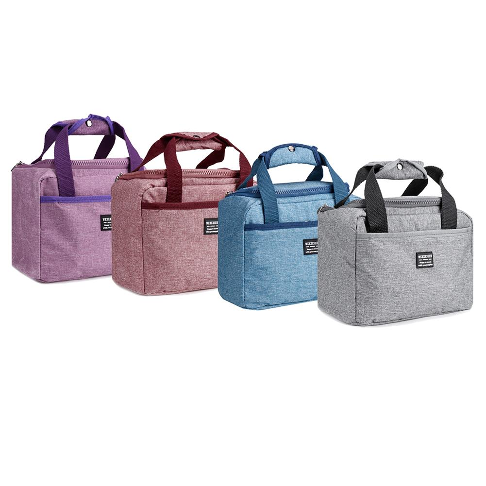 other-learning-office-supplies Lunch Bag 3 Layers Oxford Cloth Long Time Keeping Warm Cold Waterproof Oil Resistant Bag for Lunch Food Fruit Storage HOB1786822 1