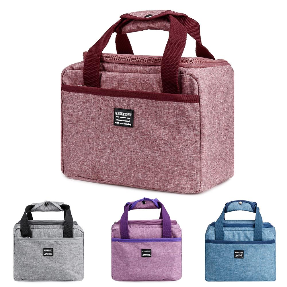 other-learning-office-supplies Lunch Bag 3 Layers Oxford Cloth Long Time Keeping Warm Cold Waterproof Oil Resistant Bag for Lunch Food Fruit Storage HOB1786822 1 1