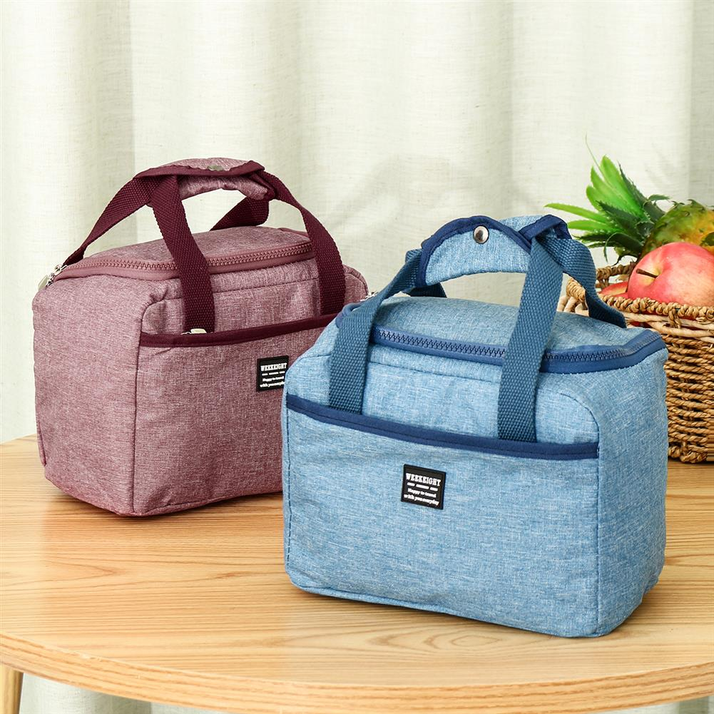 other-learning-office-supplies Lunch Bag 3 Layers Oxford Cloth Long Time Keeping Warm Cold Waterproof Oil Resistant Bag for Lunch Food Fruit Storage HOB1786822 3 1