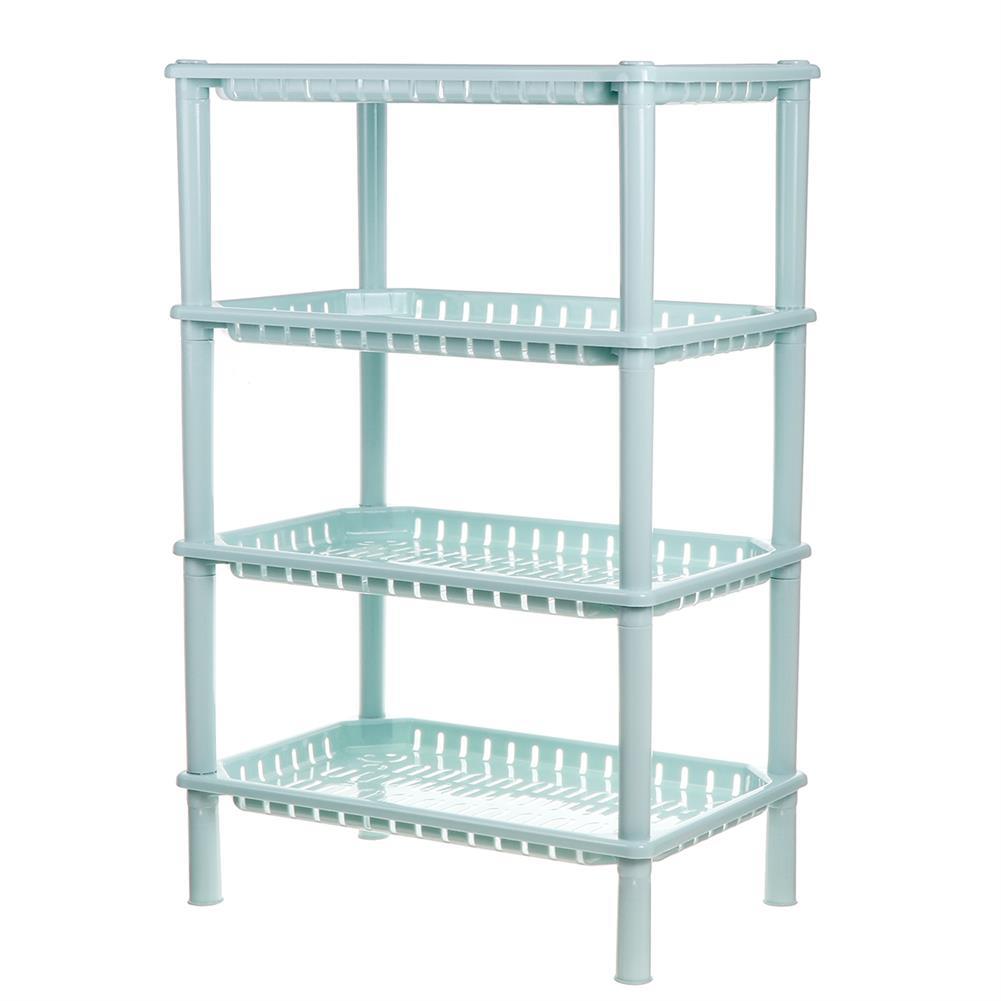 desktop-off-surface-shelves 4 Tiers StorageRack Sundries BbasketShelf Kitchen Bathroom Organizer Holder Book File Tray HOB1787677 2 1