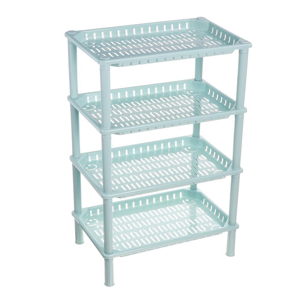 desktop-off-surface-shelves 4 Tiers StorageRack Sundries BbasketShelf Kitchen Bathroom Organizer Holder Book File Tray HOB1787677 3 1