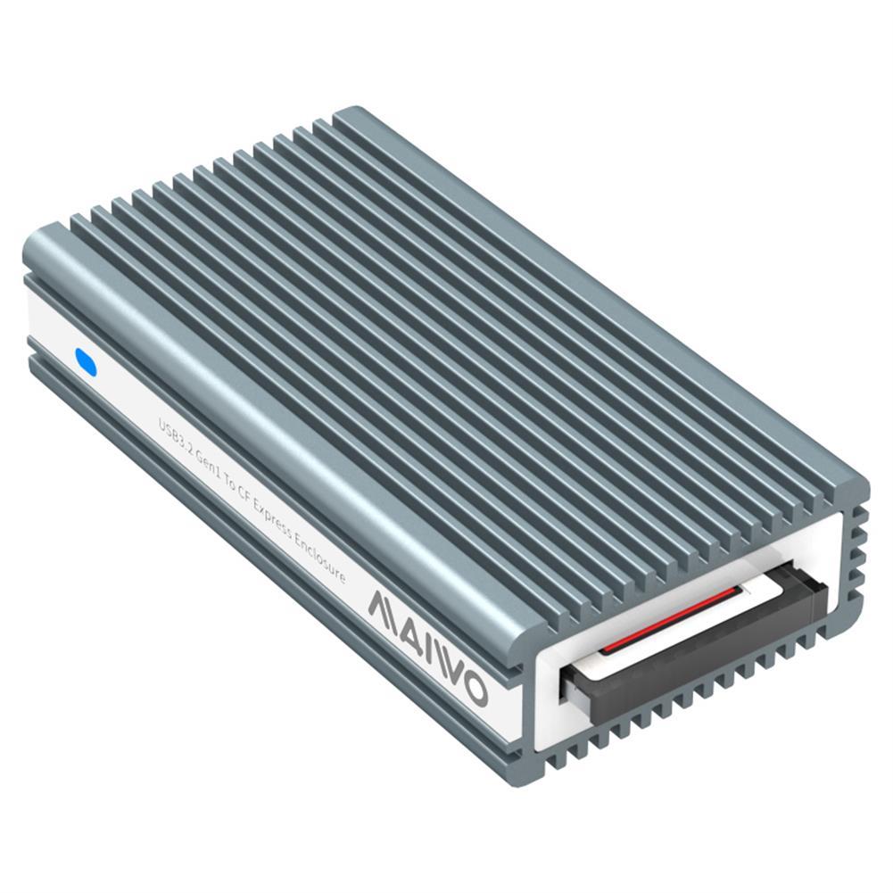 card-readers MAIWO USB3.1 to CF Express Card Reader 10Gbps Plug and Play Free Driver Aluminum Shell HOB1787689 1