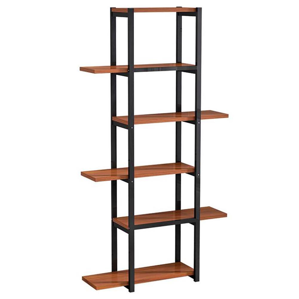 book-stands 6 Layers Home Storage Rack Shelf Display Rack Plant Holder Flower Pot Rack Bookstand indoor Outdoor for Bedroom Living Room HOB1789016 1 1