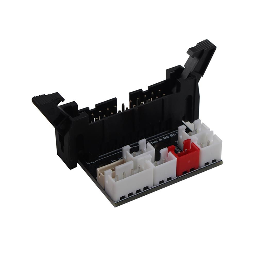 3d-printer-accessories WanHao i3 Plus & D6 BL Touch Adapter Multifunctional Expansion Board for 3D Printer HOB1789022 1