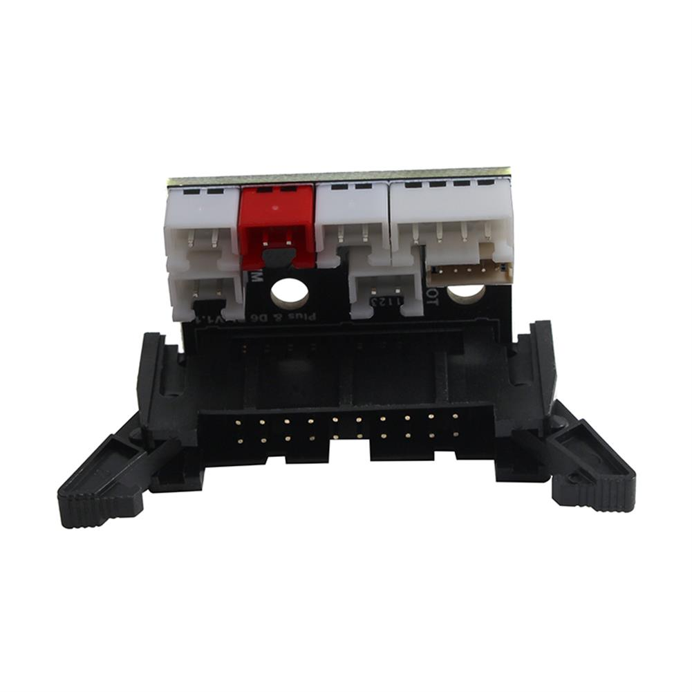 3d-printer-accessories WanHao i3 Plus & D6 BL Touch Adapter Multifunctional Expansion Board for 3D Printer HOB1789022 3 1