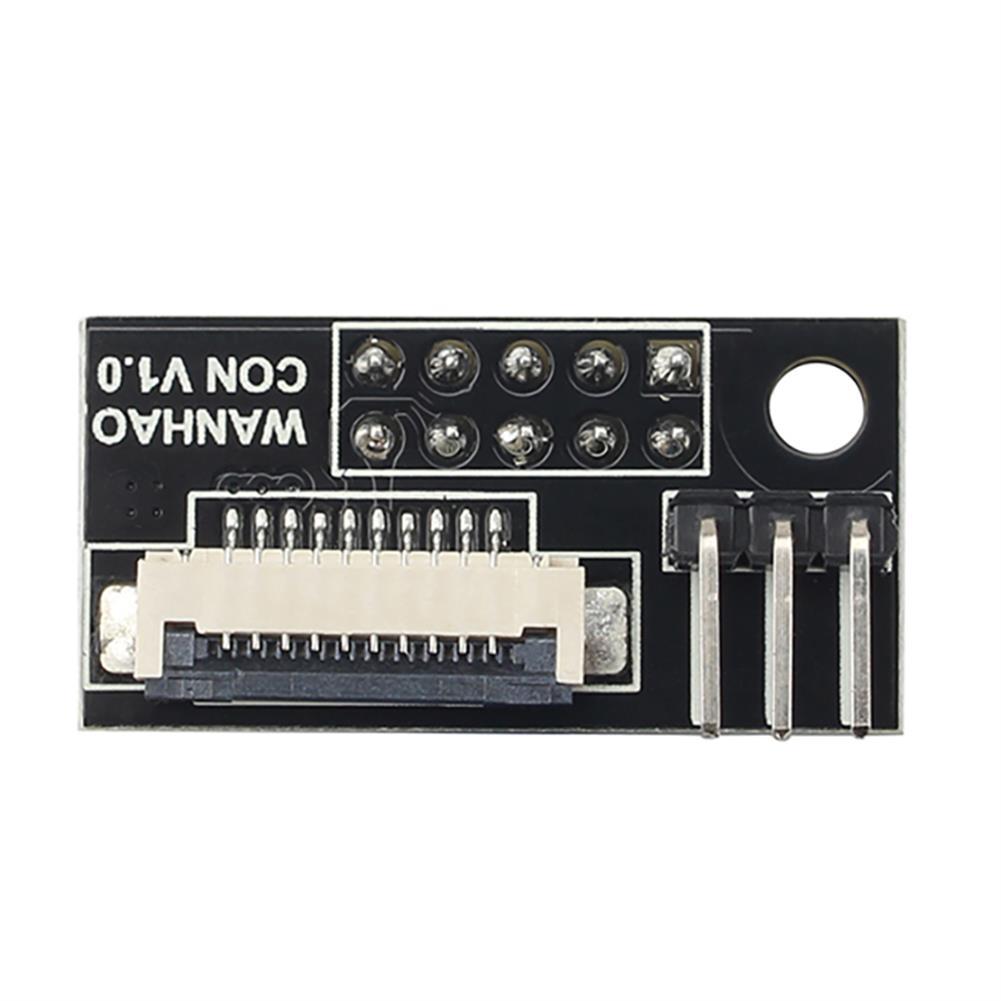3d-printer-accessories Wanhao Duplicator D7 PLUS DLP Display interface Board for 3D Printer Part HOB1789051 1