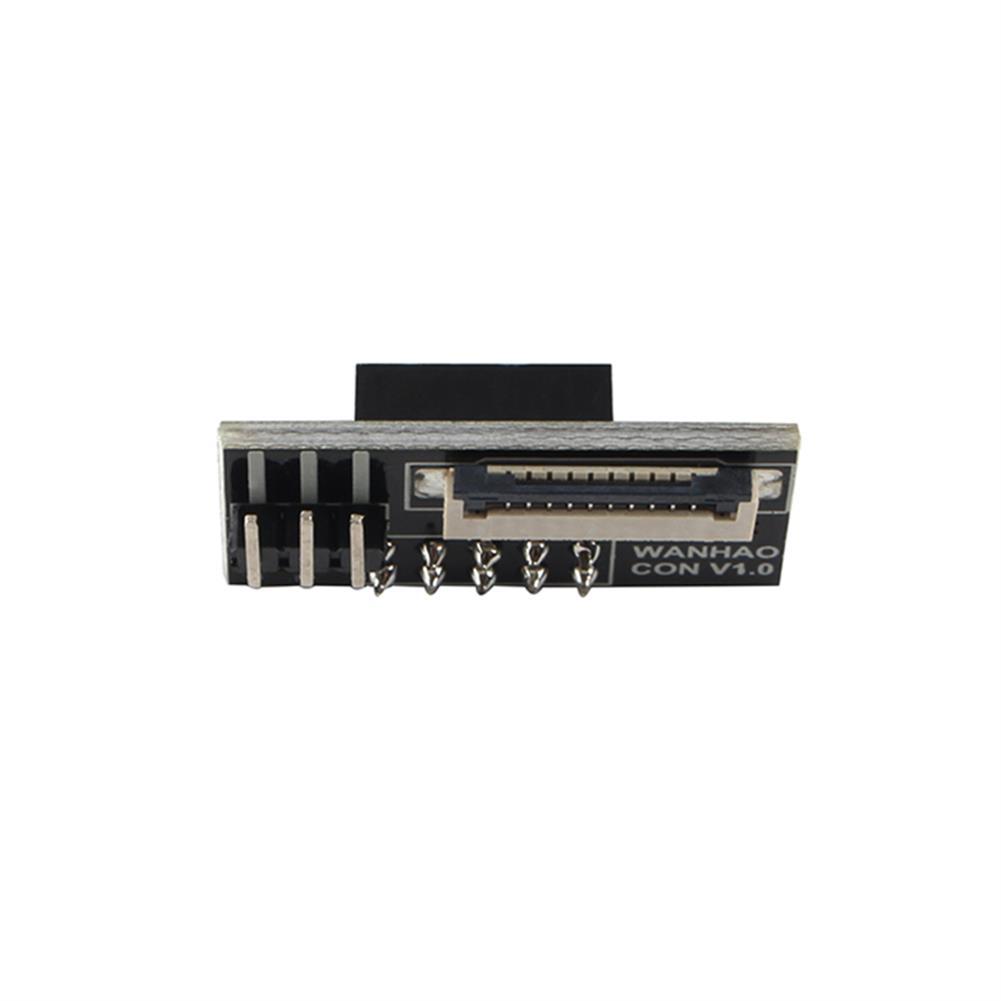 3d-printer-accessories Wanhao Duplicator D7 PLUS DLP Display interface Board for 3D Printer Part HOB1789051 3 1