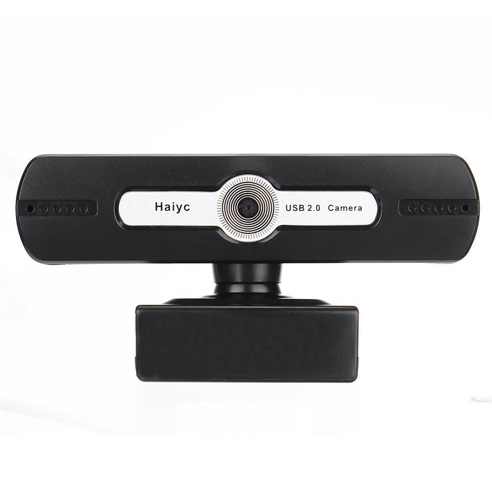 webcams 720P USB Computer Webcam 30FPS Full HD Web Camera Built-in Microphone Portable for PC Computer Laptop Desktop HOB1789108 2 1