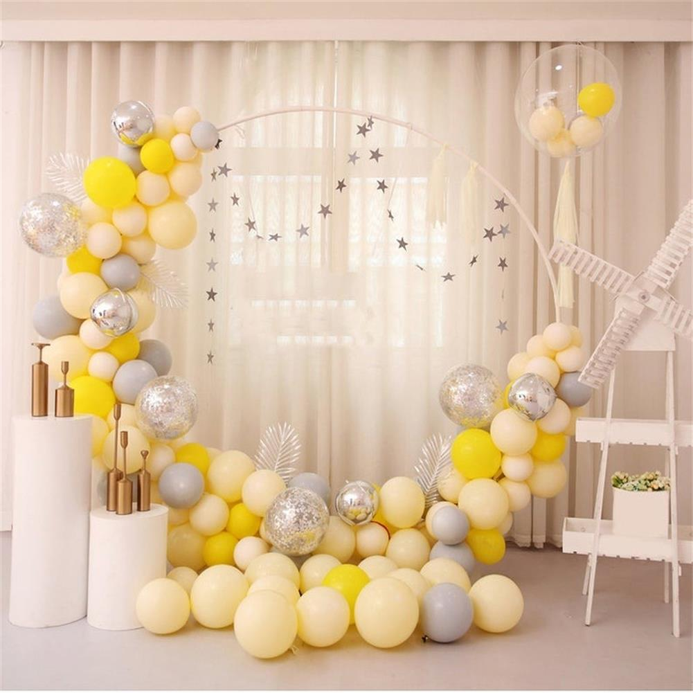 other-learning-office-supplies 117Pcs Arch Balloons Set Blue/Green/Yellow/Pink Arch Balloon for Birthday Wedding Party Home Garden Decoration HOB1789866 2 1