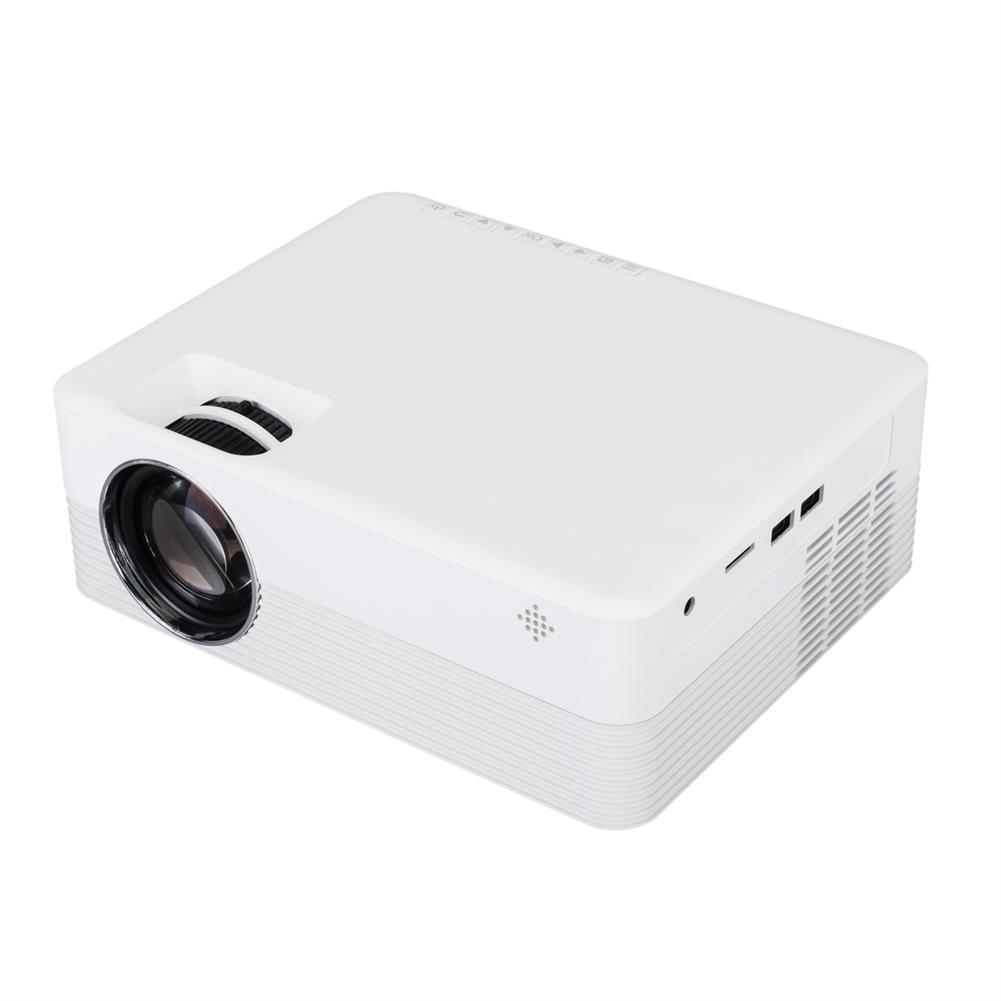 projectors-theaters Q351 WIFI LED Projector 1280*720P Android 9.0 Bluetooth 1080P Full HD Supported for indoor Home theater Outdoor Movie HOB1790620 1 1
