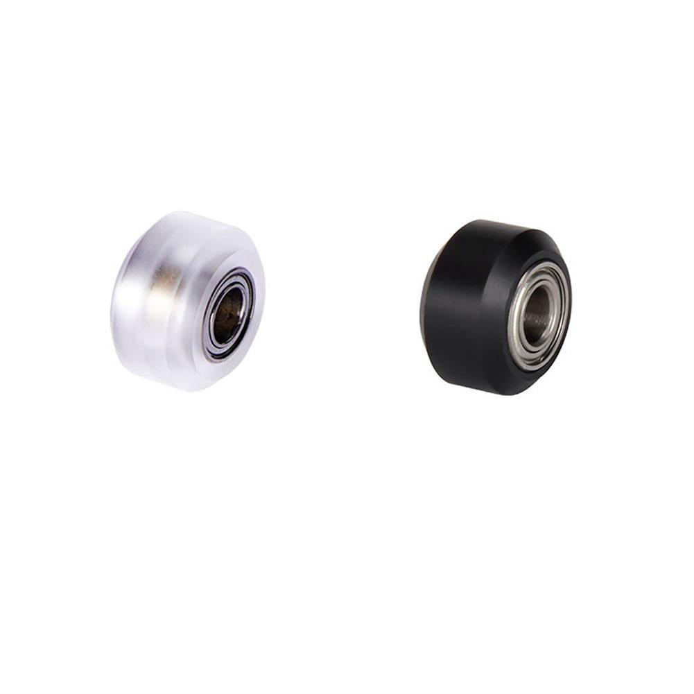 3d-printer-accessories SIMAX3D 12Pcs/24PcsMini-V Pulley small size POM Pulley White/Black Kits for 3D Printer CNC Parts HOB1790915 1