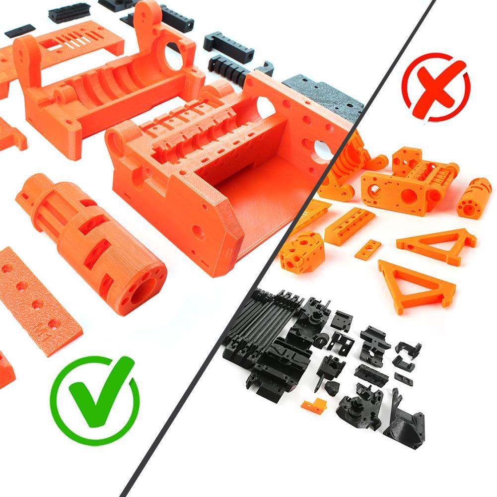 3d-printer-accessories Prusa i3 MK3S 2.5S PETG Filament MMU2S Print Part+ Scraper Upgrade Kit for Prusa i3 MK3S 2.5S 3D Printer DIY Part HOB1790968 3 1