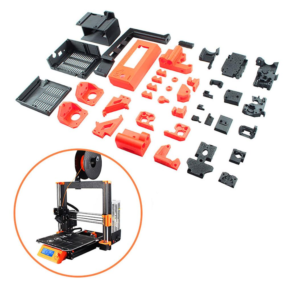3d-printer-accessories Prusa i3 MK3/3S PETG Upgrade Printing Part Kit with Scraper for Prusa i3 3D Printer Accessories HOB1790976 1