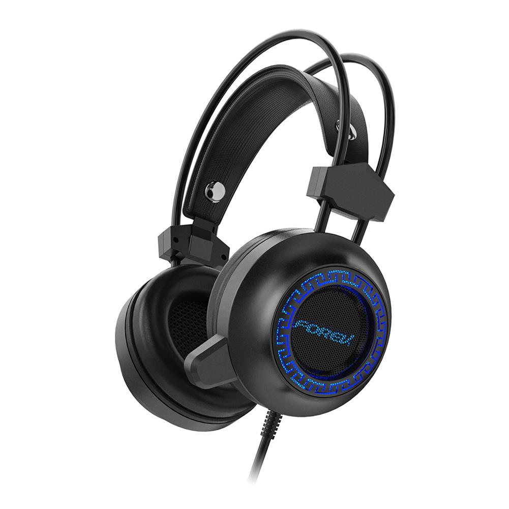 headphones FOREV FV-G93 Gaming Headset 7.1 Channel 50mm Driver Stocking Stereo Sound RGB Cool Light Noise Reduction Microphone for ps4 Xbox HOB1791259 1