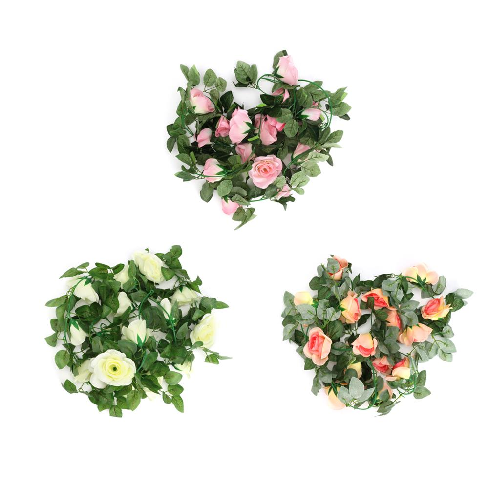 other-learning-office-supplies Artificial Flower Garland Ivy Vine Silk Flowers Hanging Garland Plant for Birthday Wedding Party Home Decoration HOB1791390 1