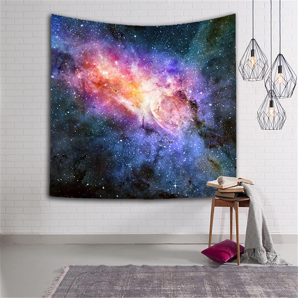 other-learning-office-supplies Digital Printing Tapestry Space Star Series Wall Hanging Blanket Household Living Room office Background Ornament Furnish HOB1793343 2 1